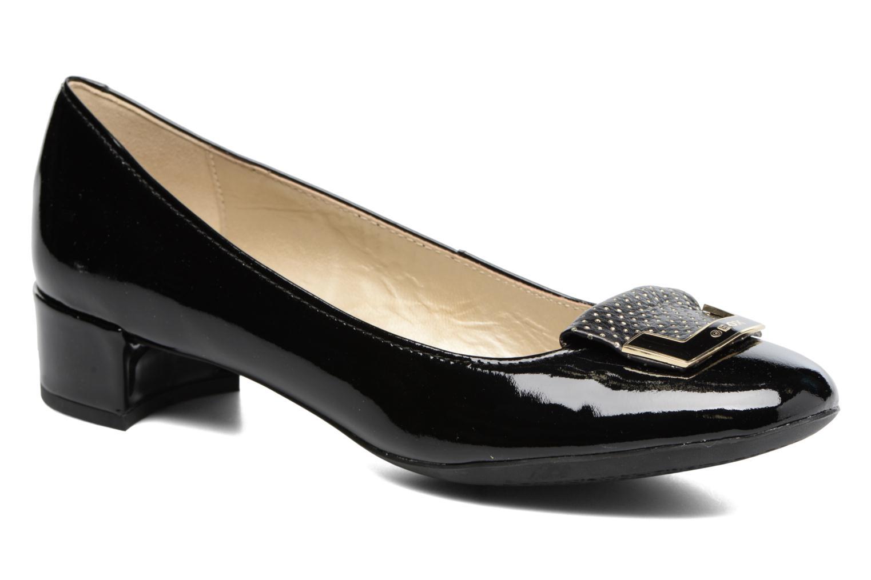 Grandes descuentos últimos zapatos Geox D CAREY A D52V8A (Negro) - Bailarinas Descuento