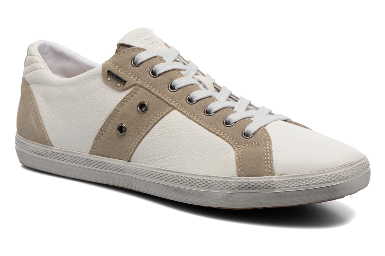Sneakers Geox U SMART D U52X2D Wit detail