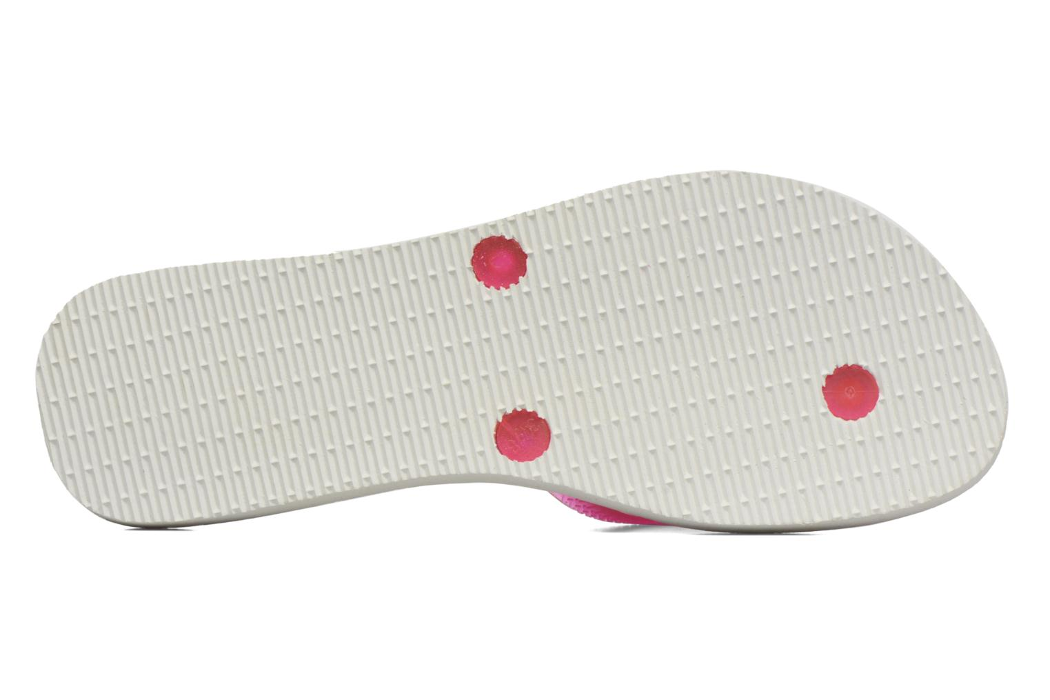 Flip flops Havaianas Havaianas Flat Sunset Pink view from above