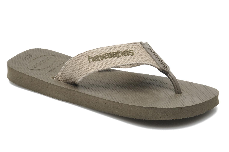 Slippers Havaianas Urban Basic Grijs detail