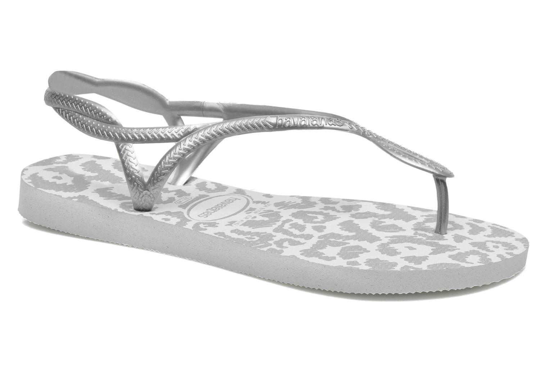 Sandalen Havaianas Havaianas Luna Animals silber detaillierte ansicht/modell