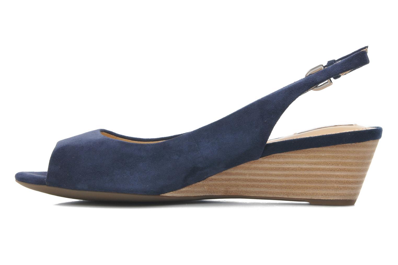 Sandalen Geox D FLORALIE C D42T4C Blauw voorkant