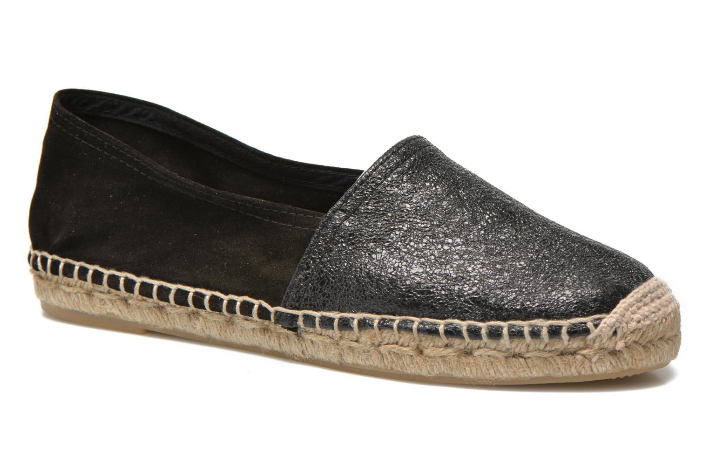 Grandes descuentos últimos zapatos Maypol Selena (Negro) - Alpargatas Descuento