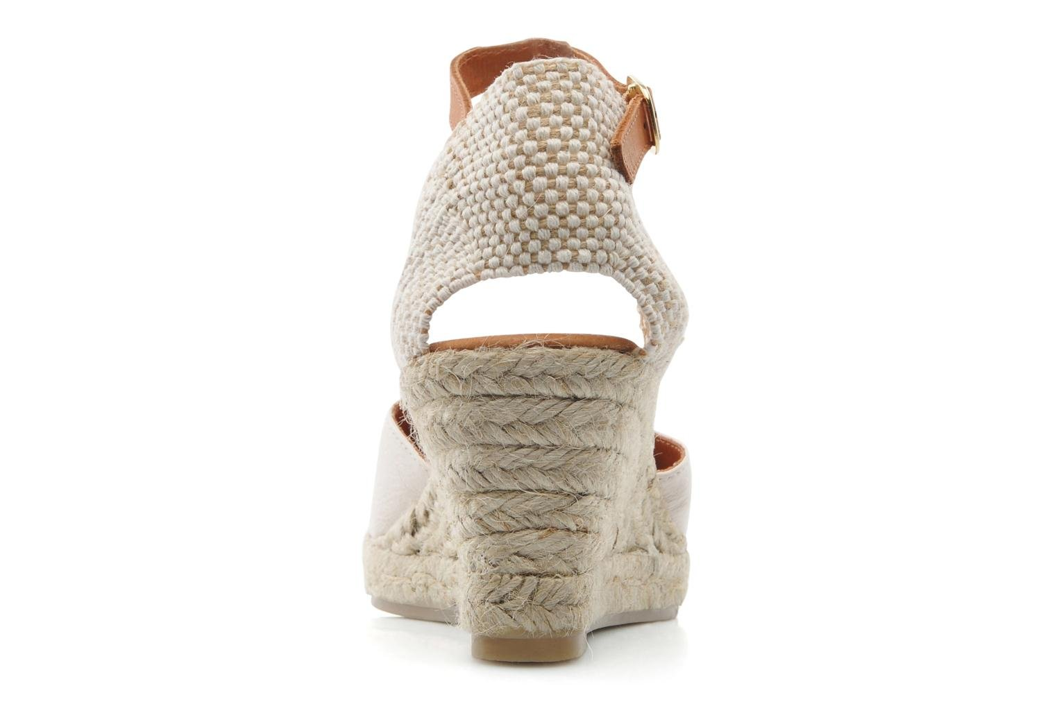 Sandals Maypol Luz Beige view from the right