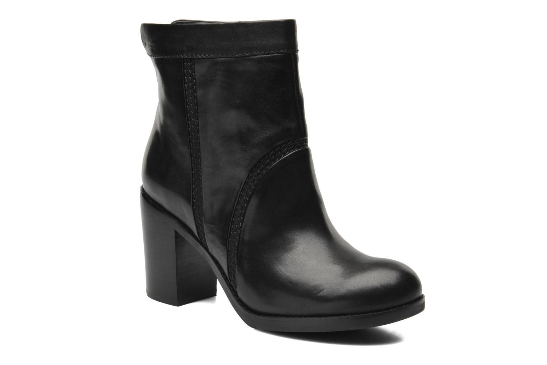 Bottines et boots Geox D Sylvia A D44H4A Noir vue détail/paire