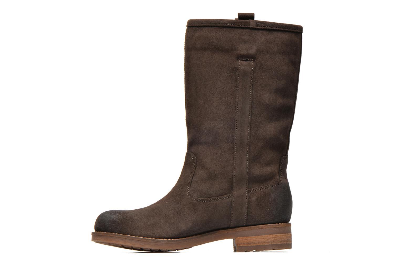 Stiefeletten & Boots Geox D Virna B ABX A D44N5A braun ansicht von vorne