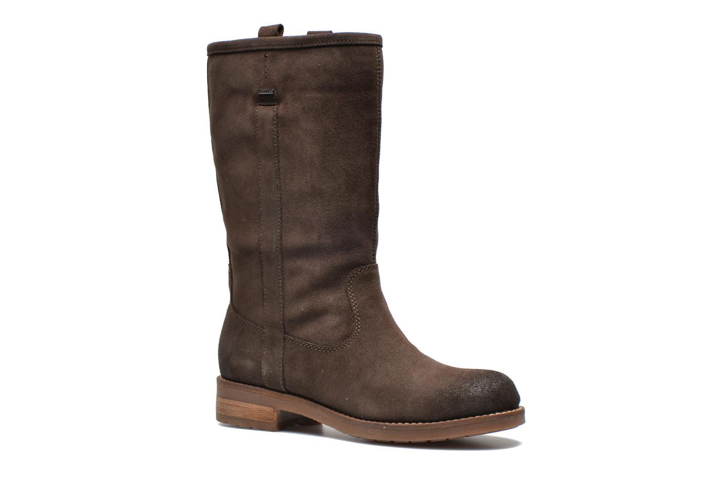 Stiefeletten & Boots Geox D Virna B ABX A D44N5A braun detaillierte ansicht/modell