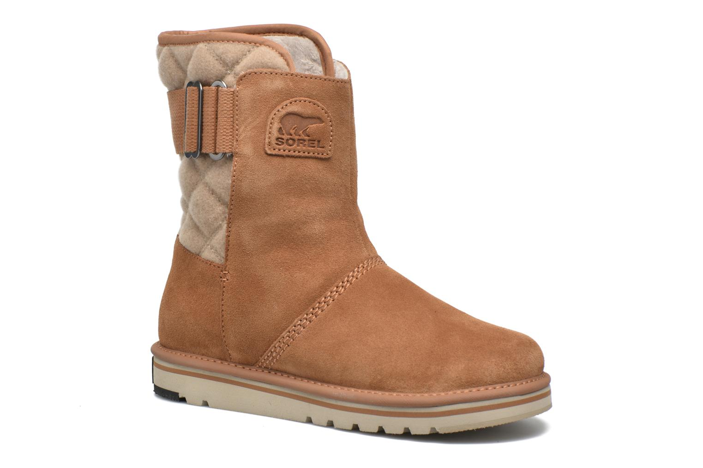 Sorel Newbie I (Marron) - Bottines et boots chez Sarenza (266409)