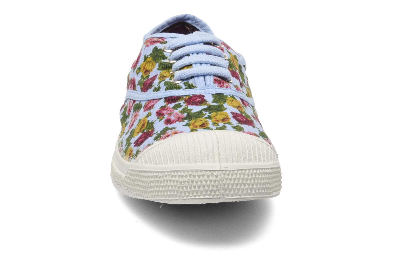 Sneakers Bensimon Tennis Paco Chicano Fleurs Multicolor model