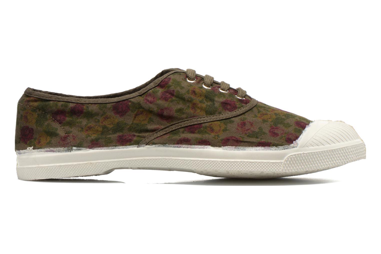 Sneakers Bensimon Tennis Paco Chicano Fleurs Multicolore immagine posteriore