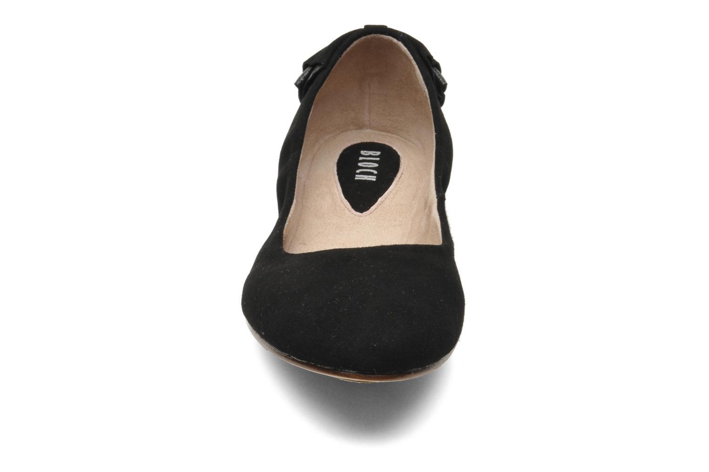 Ballerines Bloch Yse Noir vue portées chaussures