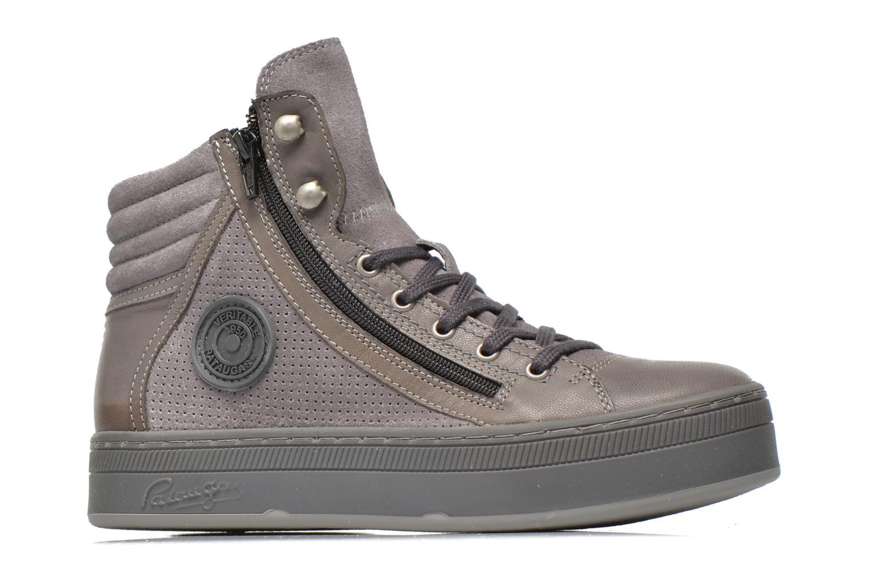 Sneaker Pataugas Pacy grau ansicht von hinten