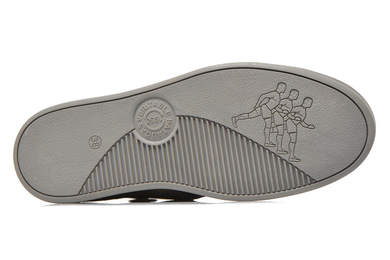 Sneaker Pataugas Pacy grau ansicht von oben