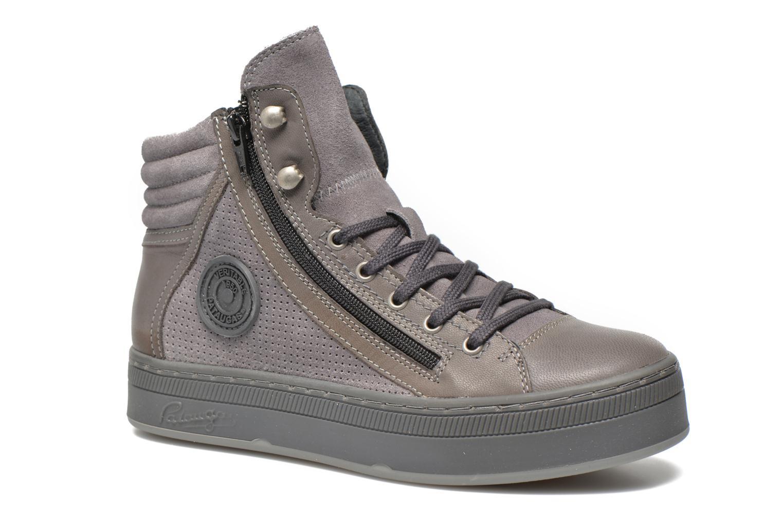 Sneaker Pataugas Pacy grau detaillierte ansicht/modell