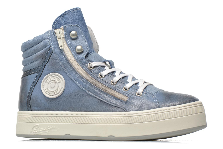 Sneaker Pataugas Pacy blau ansicht von hinten