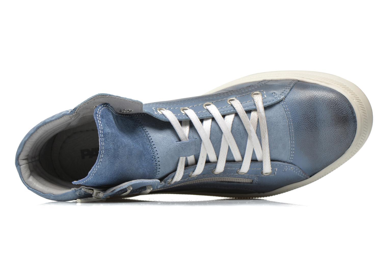 Sneaker Pataugas Pacy blau ansicht von links