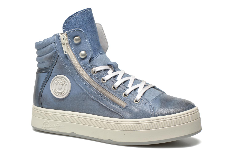 Sneakers Pataugas Pacy Blauw detail