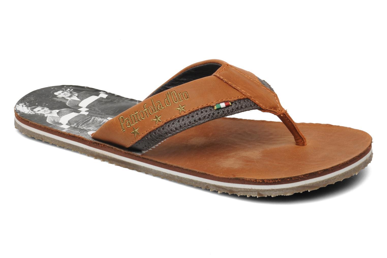 Pantofola D'sandales Oro AwVG3