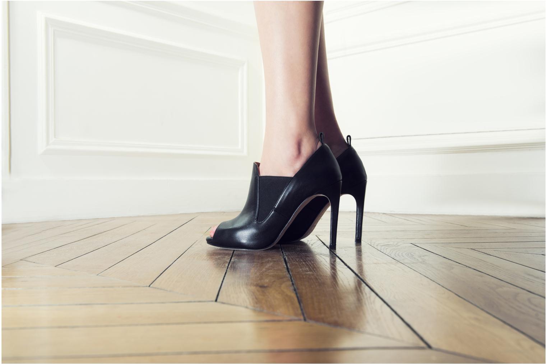 Bottines et boots Made by SARENZA Roudoudou #2 Noir vue 3/4