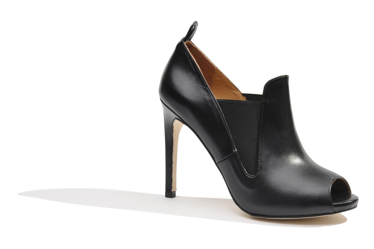 Ankle boots Made by SARENZA Roudoudou #2 Black view from the right