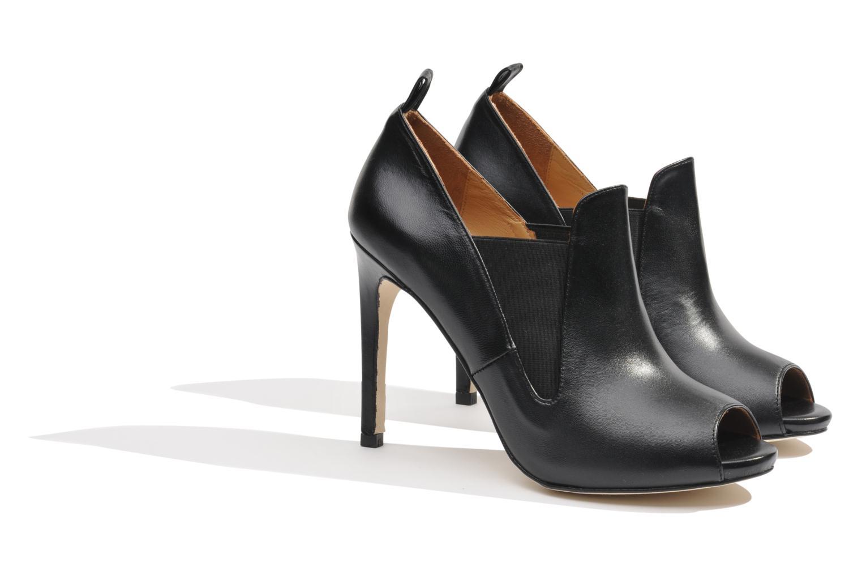 Boots en enkellaarsjes Made by SARENZA Roudoudou #2 Zwart achterkant