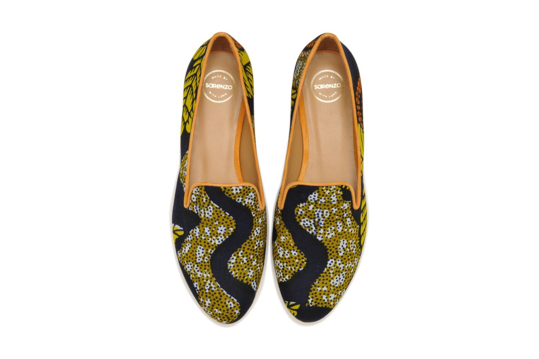 Mocassins Made by SARENZA Cape Town #7 Multicolore vue portées chaussures
