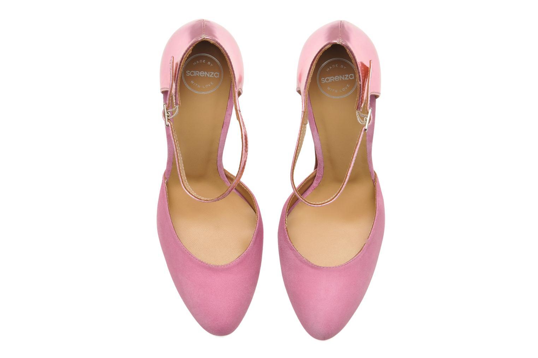Loulou au Luco #8 Specchio Pink + Ante Lille