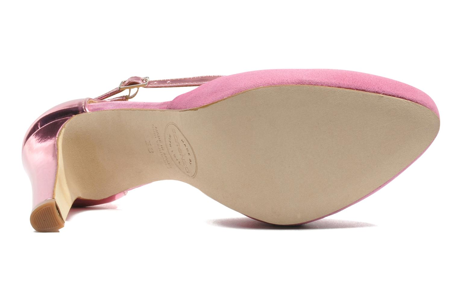 Pumps Made by SARENZA Loulou au Luco #8 Roze links