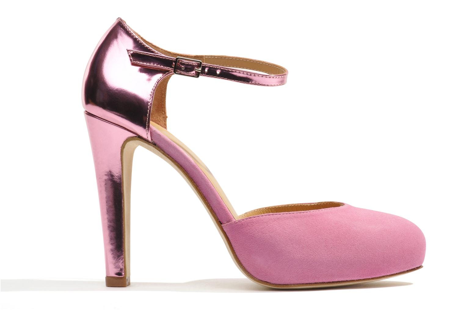 Pumps Made by SARENZA Loulou au Luco #8 rosa detaillierte ansicht/modell