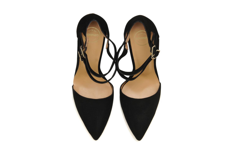 Escarpins Made by SARENZA Roudoudou #9 Noir vue portées chaussures