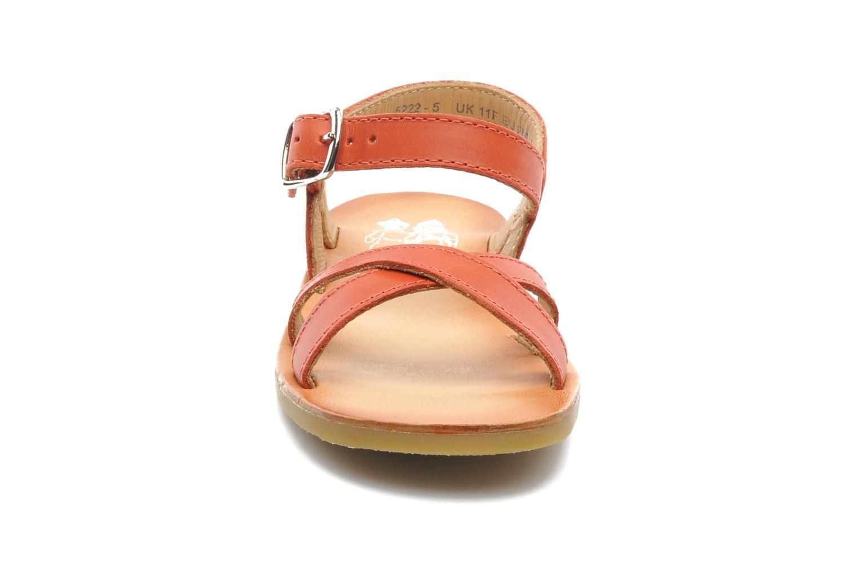 Sandalen Start Rite Nice 2 orange schuhe getragen