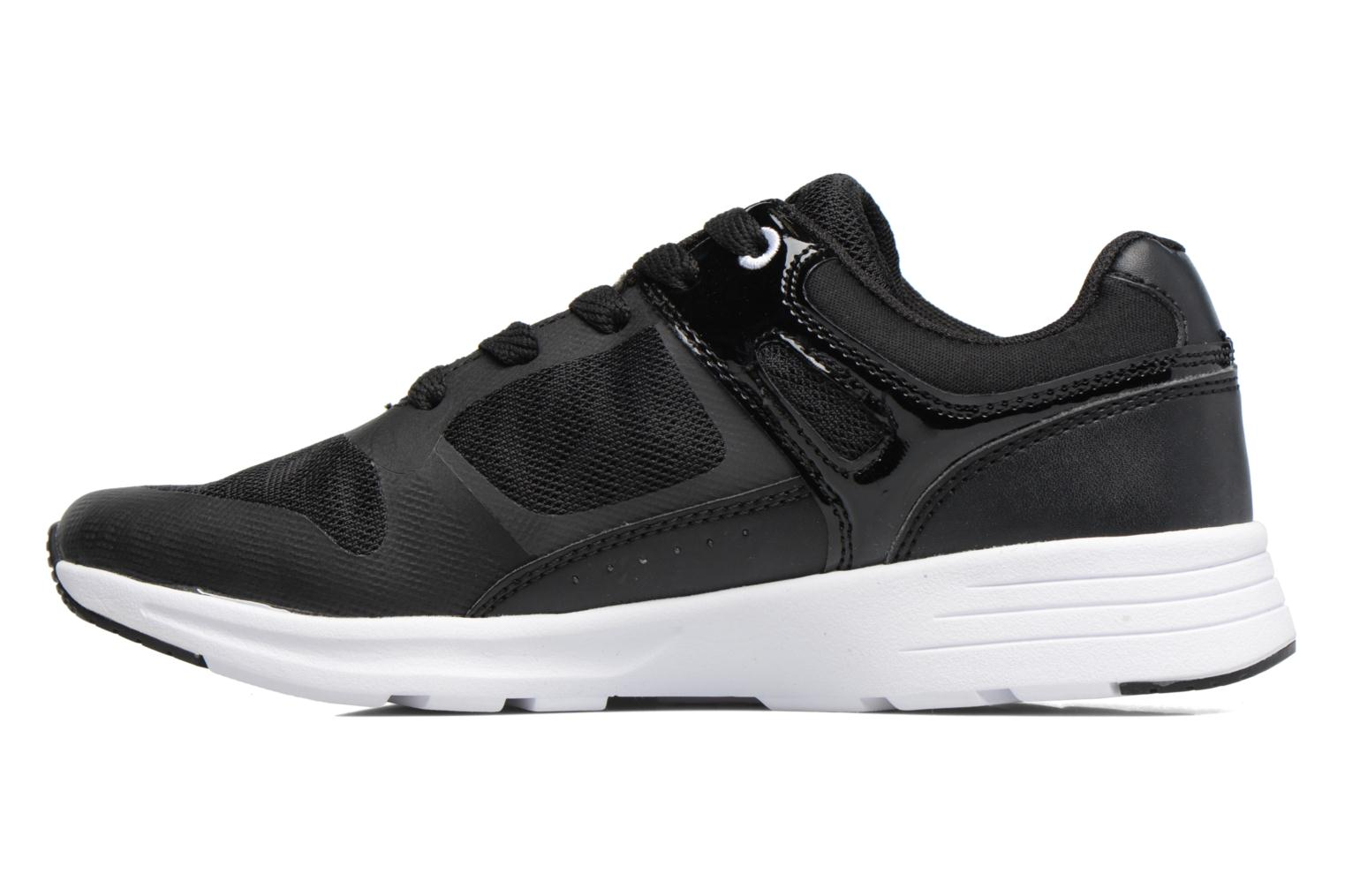 Trainers FILA Olivia Low W Black front view