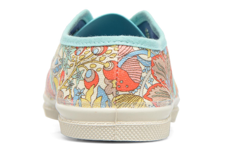 Sneakers Bensimon Tennis Elly Liberty E Multicolore immagine destra