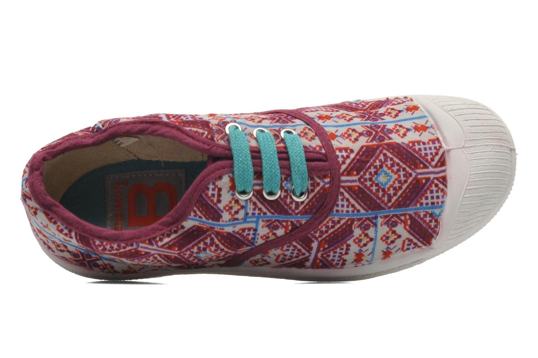 Sneakers Bensimon Tennis Indian Graphik E Multicolor links