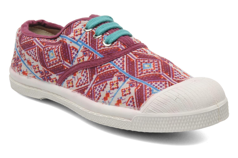 Sneakers Bensimon Tennis Indian Graphik E Multicolor detail