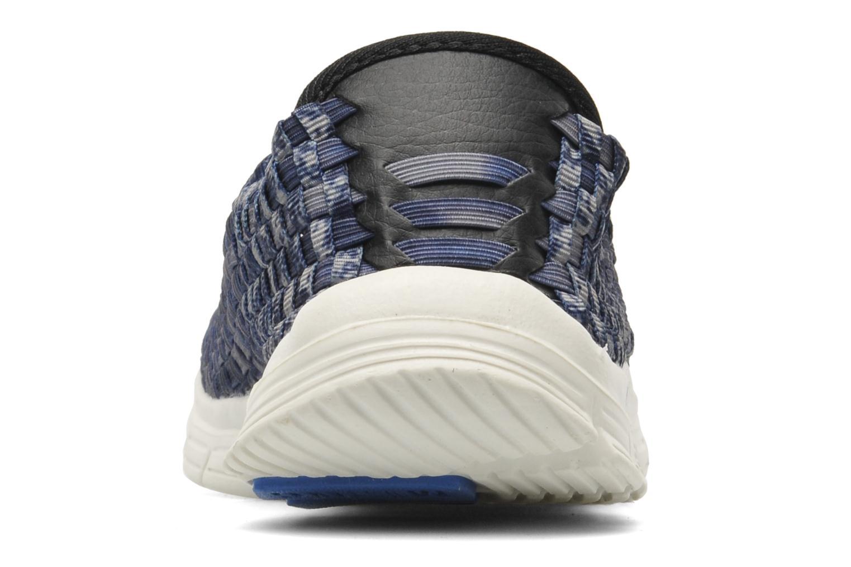 Sneakers Mustang shoes Lidor Blauw rechts