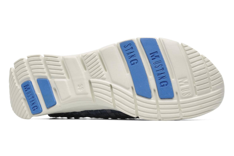 Sneakers Mustang shoes Lidor Blauw boven