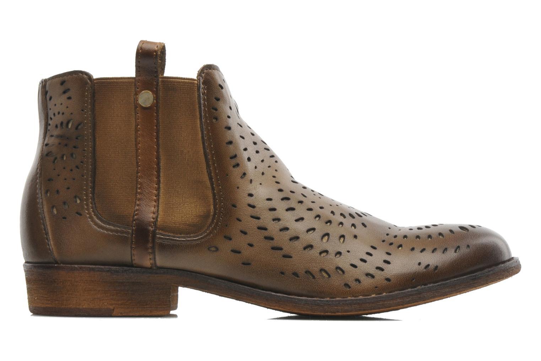 Bottines et boots Mustang shoes Wurux Marron vue derrière