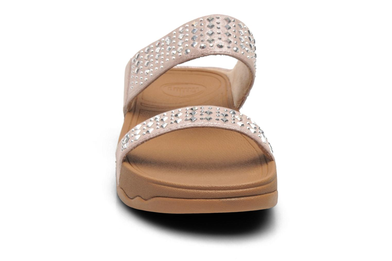 Wedges FitFlop Novy Slide Beige model