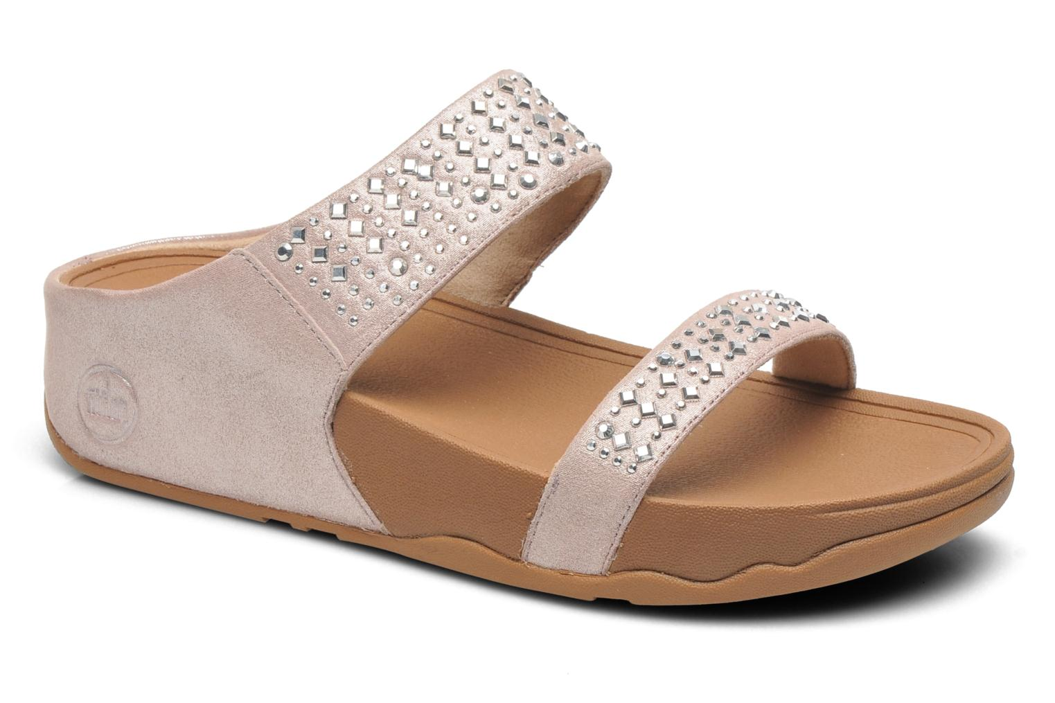 Wedges FitFlop Novy Slide Beige detail