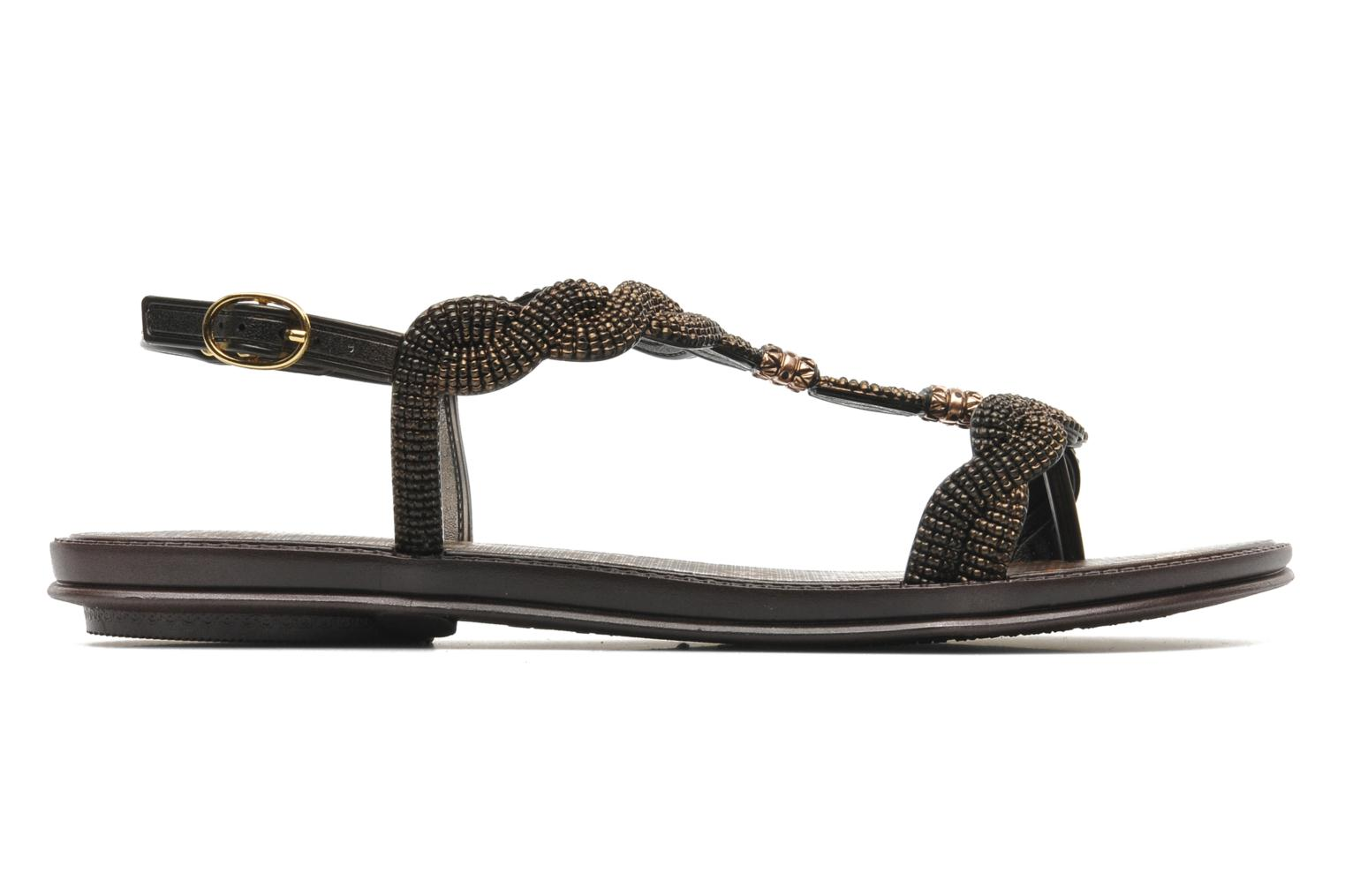 Tribale Sandal Black brown