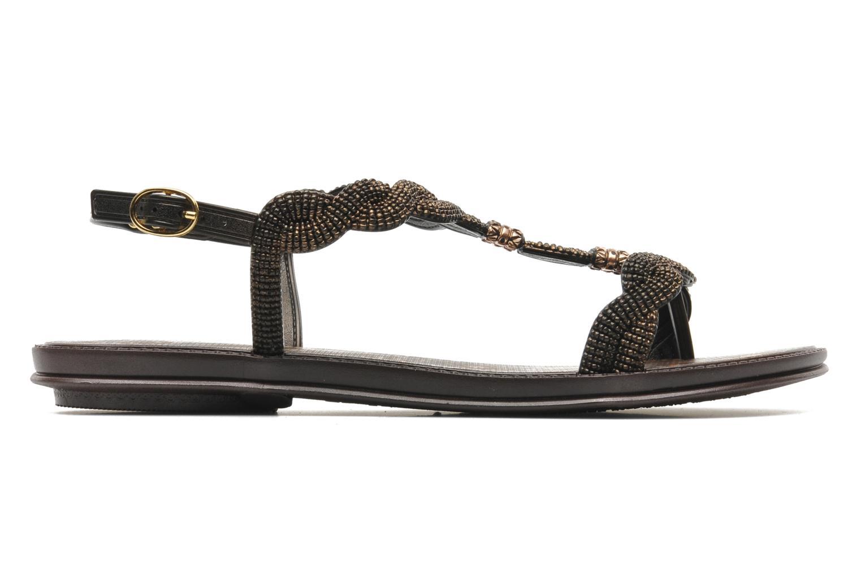 Sandales et nu-pieds Grendha Tribale Sandal Marron vue derrière