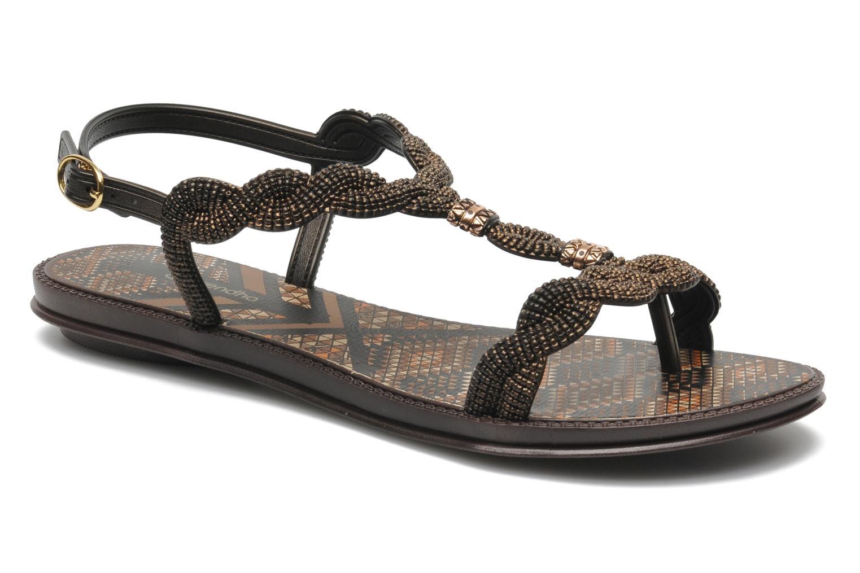 Sandales et nu-pieds Grendha Tribale Sandal Marron vue détail/paire