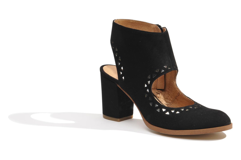 Boots en enkellaarsjes Made by SARENZA Bamako #4 Zwart rechts