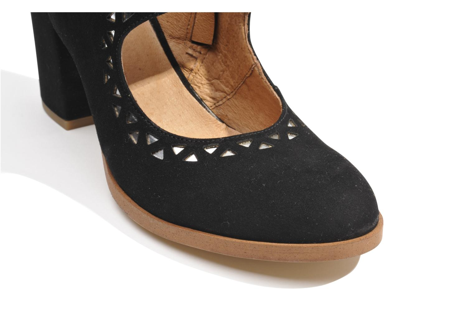 Ankle boots Made by SARENZA Bamako #4 Black view from above