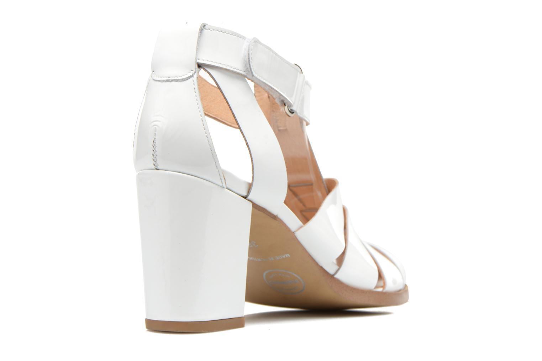 Sandalen Made by SARENZA Menthe Hello #2 Wit voorkant