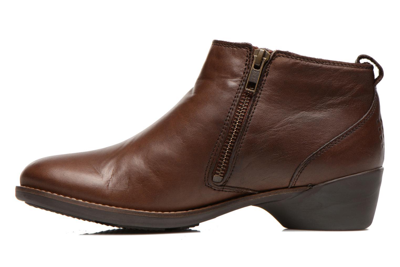 Stiefeletten & Boots TBS Girlye braun ansicht von vorne
