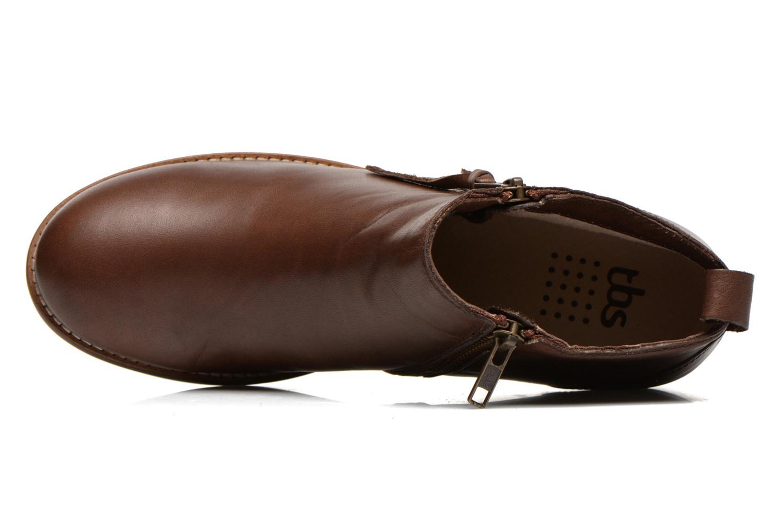 Stiefeletten & Boots TBS Girlye braun ansicht von links