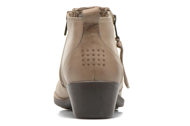 Bottines et boots TBS Girlye Beige vue droite