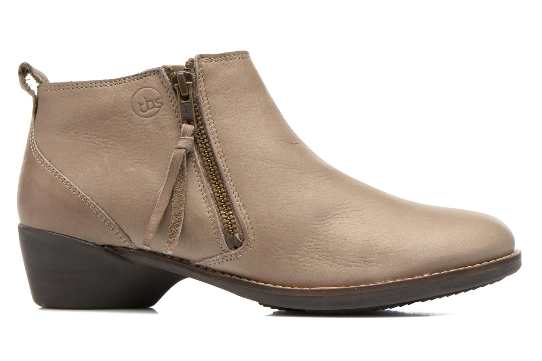 Bottines et boots TBS Girlye Beige vue derrière